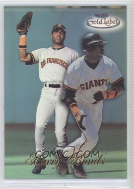 1998 Topps Gold Label - Class 1 - Black Label #65 - Barry Bonds