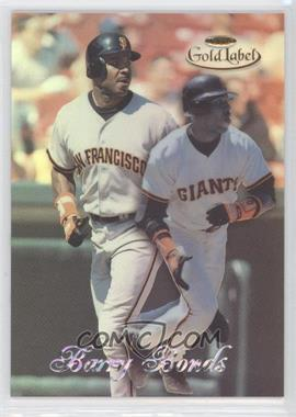 1998 Topps Gold Label - Class 2 #65 - Barry Bonds