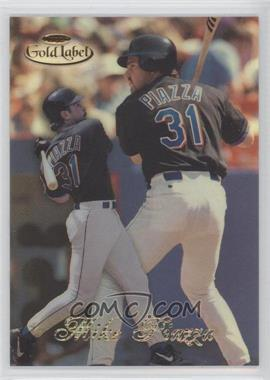 1998 Topps Gold Label - Class 3 #60 - Mike Piazza