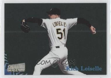 1998 Topps Stadium Club - [Base] - One of a Kind #161 - Rich Loiselle /150