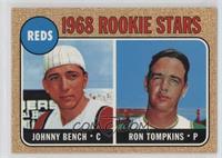 Ron Tompkins, Johnny Bench