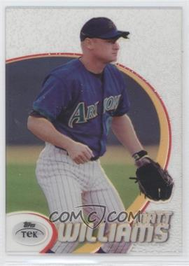 1998 Topps Tek - [Base] - Pattern 64 #44 - Matt Williams