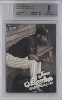 James Mouton [BGS 9 MINT] #/98