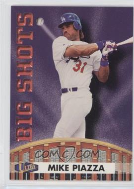 1998 Ultra - Big Shots #14BS - Mike Piazza