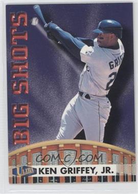 1998 Ultra - Big Shots #1BS - Ken Griffey Jr.