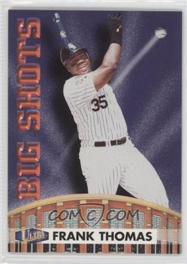 1998 Ultra - Big Shots #2BS - Frank Thomas