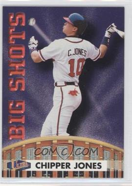 1998 Ultra - Big Shots #3BS - Chipper Jones