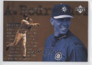 1998 Upper Deck - [Base] #146 - Alex Rodriguez