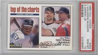 Top of the Charts - Larry Walker, Ken Griffey Jr., Mark McGwire (Home Plate Hol…