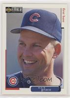 Mark Grace (Diamond Hologram)