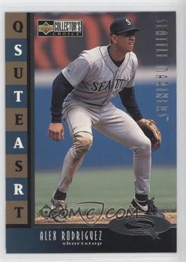1998 Upper Deck Collector's Choice - Starquest - Single #SQ7 - Alex Rodriguez