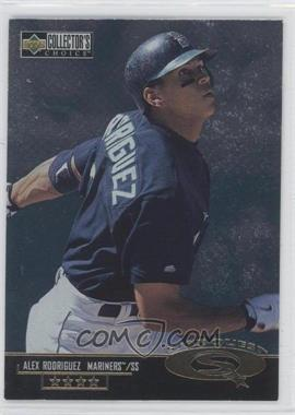 1998 Upper Deck Collector's Choice - Starquest #SQ85 - Alex Rodriguez