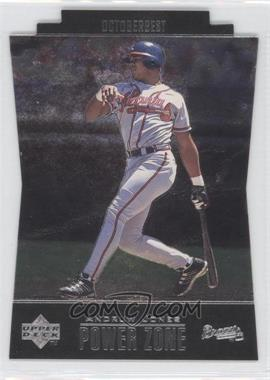 1998 Upper Deck Special F/X - Power Zone Octoberbest #PZ9 - Andruw Jones