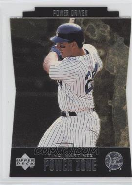 1998 Upper Deck Special F/X - Power Zone Power Driven #PZ9 - Tino Martinez