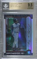 Ken Griffey Jr. /100 [BGS 9.5 GEM MINT]