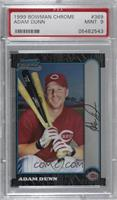 Adam Dunn [PSA 9 MINT]