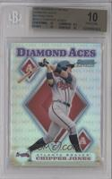 Chipper Jones [BGS 10]