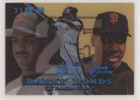 Barry Bonds #/99