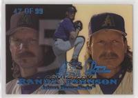 Randy Johnson #/99