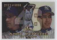 Andy Pettitte #/6,000