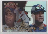 Sandy Alomar Jr. /6000