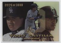 Vinny Castilla #/3,000