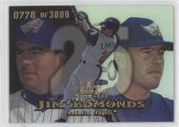 Jim Edmonds /3000