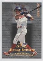 Manny Ramirez #/500