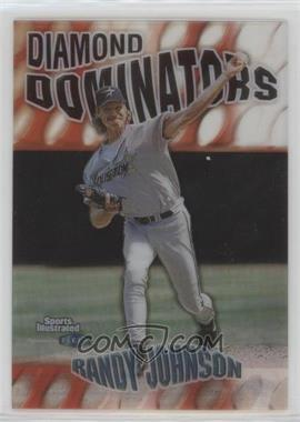 1999 Fleer Sports Illustrated - Diamond Dominators #3 DD - Randy Johnson