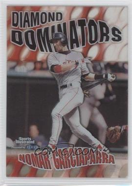 1999 Fleer Sports Illustrated - Diamond Dominators #8 DD - Nomar Garciaparra