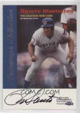 1999 Fleer Sports Illustrated Greats of the Game - Autographs #ROSA - Ron Santo