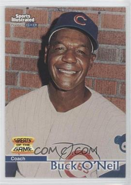 1999 Fleer Sports Illustrated Greats of the Game - [Base] #59 - Buck O'Neil