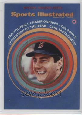 1999 Fleer Sports Illustrated Greats of the Game - Covers #15 C - Carl Yastrzemski