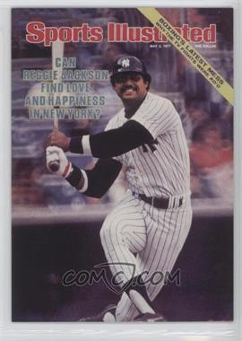 1999 Fleer Sports Illustrated Greats of the Game - Covers #33 C - Reggie Jackson