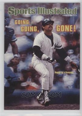 1999 Fleer Sports Illustrated Greats of the Game - Covers #39 C - Reggie Jackson