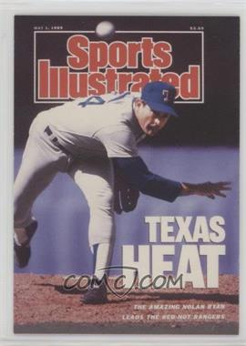 1999 Fleer Sports Illustrated Greats of the Game - Covers #48 C - Nolan Ryan