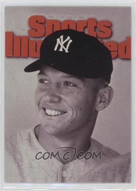 1999 Fleer Sports Illustrated Greats of the Game - Covers #50 C - Mickey Mantle