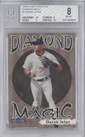 Derek Jeter [BGS 8 NM‑MT]