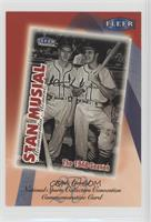 Stan Musial, Red Schoendienst [Noted]