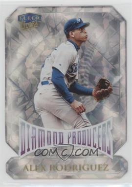 1999 Fleer Ultra - Diamond Producers #3 DP - Alex Rodriguez