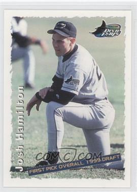 1999 Grandstand Princeton Devil Rays Josh Hamilton - [Base] #JOHA.1 - Josh Hamilton (#1 Overall Pick)