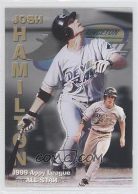 1999 Grandstand Princeton Devil Rays Josh Hamilton - [Base] #NoN - Josh Hamilton (1999 Appy League All-Star)