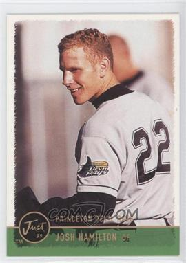 1999 Just Minors - [Base] #93 - Josh Hamilton