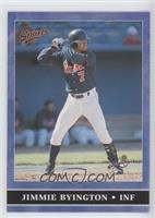 Jimmie Byington Baseball Cards