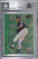 Hideo Nomo [BAS Certified Encased by BGS]
