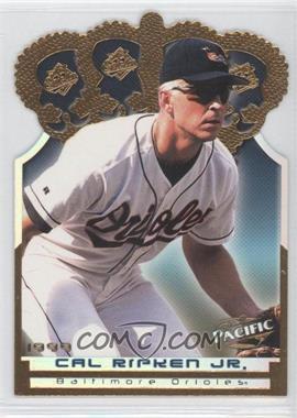 1999 Pacific - Gold Crown Die-Cuts #2 - Cal Ripken Jr.