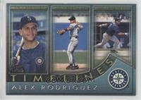 Alex Rodriguez #/199