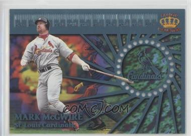 1999 Pacific Crown Collection - Tape Measure #14 - Mark McGwire