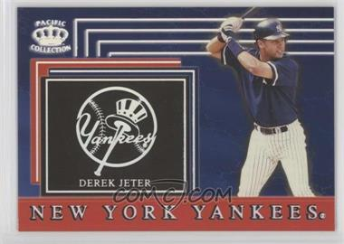 1999 Pacific Crown Collection - Team Checklist #20 - Derek Jeter