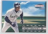 Ken Griffey Jr. (Leaning forward)
